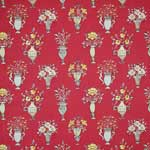 Free Spirit Tea Garden Chai Red Fabric