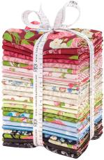 Robert Kaufman Farmhouse Rose Fat Quarter Bundle by Lynnea Washburn