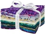 Robert Kaufman Artisan Batiks Evening Stroll Fat Quarter Bundle by Lunn Studios