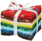 Robert Kaufman Hidden Canyon Fat Quarter Bundle by Wishwell