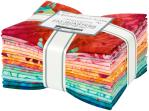 Robert Kaufman Artisan Batiks Hummingbird Lane Fat Quarter Bundle by Lunn Studios