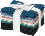 Robert Kaufman Wishwell Moonlight Fat Quarter Bundle by Vanessa Lillrose and Linda Fitch