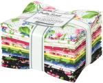 Robert Kaufman Flowerhouse Pretty Sweet Fat Quarter Bundle by Debbie Beaves