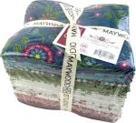Maywood Studio Flower & Vine Fat Quarter Bundle by Monique Jacobs