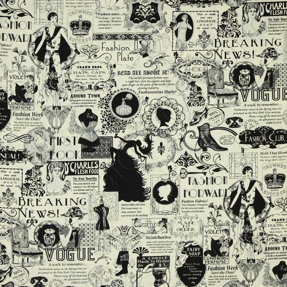 Timeless Treasures April In Paris Vintage Fashion News