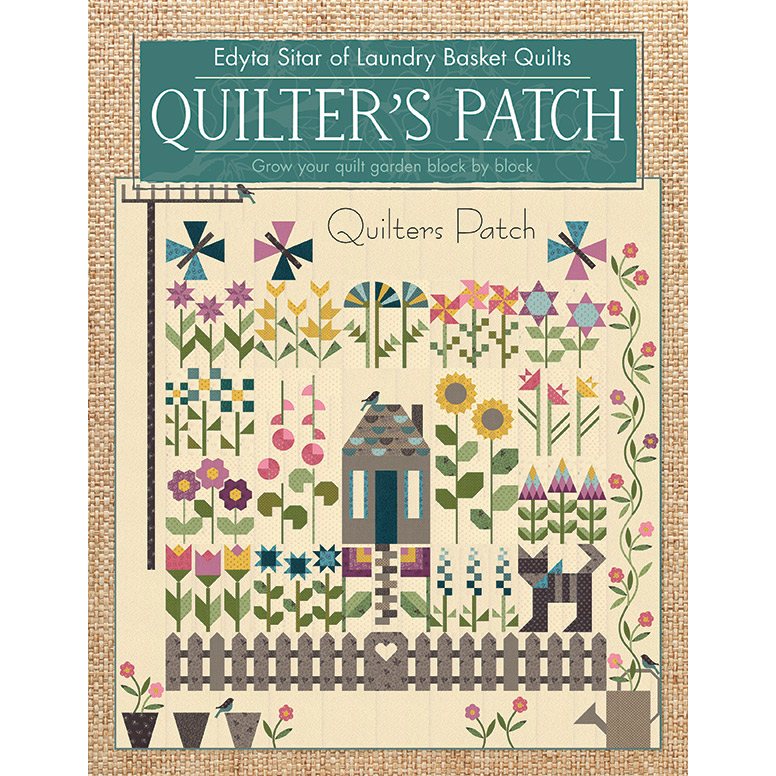 Quilters Patch Book By Laundry Basket Quilts Emerald City Fabrics