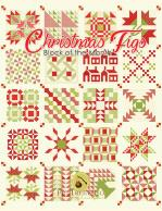 It's Sew Emma Christmas Figs Block of the Month Book by Joanna Figueroa