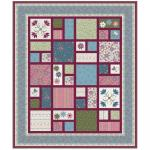 Maywood Studio Flower & Vine Quilt Kit by Monique Jacobs