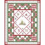 Maywood Studio Warm Wishes Holiday Company Quilt Kit