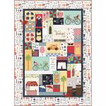 Maywood Studio Vintage Boardwalk Quilt Kit by Kim Christopherson