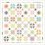 Moda Fine And Sunny Quilt Kit by Jen Kingwell