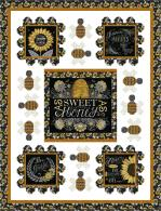 Moda Bee Grateful Sweet As Honey Quilt Kit by Deb Strain