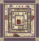 Moda Clover Meadow Quilt Kit by Jan Patek