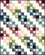Moda Nova Quilt Kit by Basic Grey