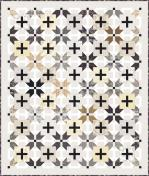 Moda Stiletto Quilt Kit by Basic Grey