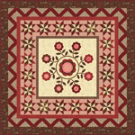 Moda Harriet's Handwork Quilt Kit by Betsy Chutchian