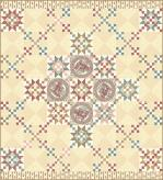 Moda Regency Romance Emma Quilt Kit by Christopher Wilson Tate