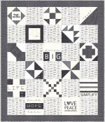 Moda The Print Shop Quilt Kit by Sweetwater