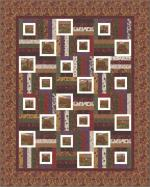 Moda Country Charm Quilt Kit by Holly Taylor