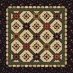 Moda On Meadowlark Pond Quilt Kit by Kansas Troubles Quilters