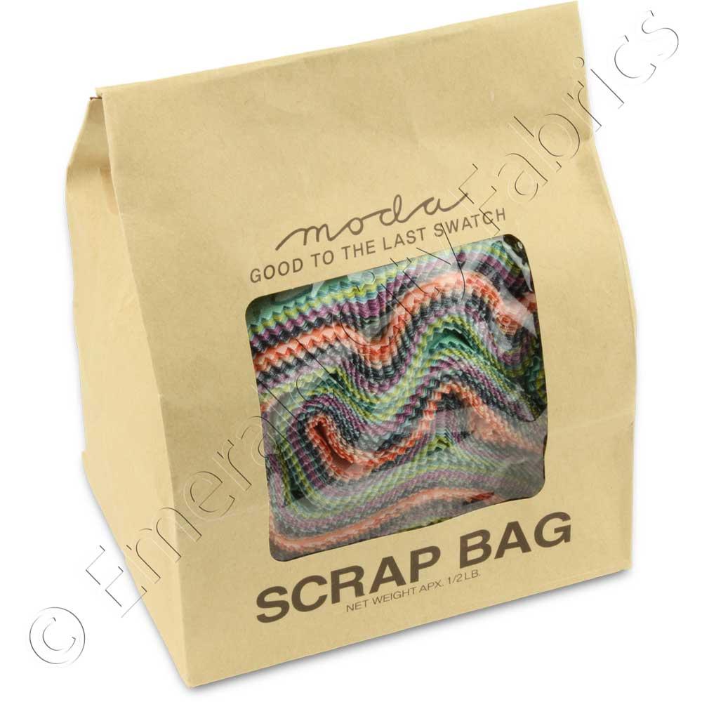 Moda Scrap Bag Quilting Fabric Emerald City Fabrics