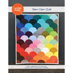 The Glam Clam Quilt Pattern by Latifah Saafir