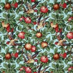 Kaffe Fassett Collective Summer Tree Duck Egg Fabric