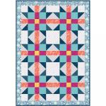 Maywood Studio Moongate Sister's Choice Quilt Pod Kit by Christina Cameli