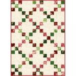 Maywood Studio Lexington Irish Chain Quilt Pod Kit