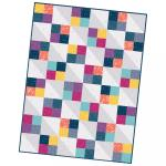 Maywood Studio Moongate Foursquare Quilt Pod Kit by Christina Cameli