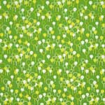 Anthology The Woodlands Forest Green Fabric