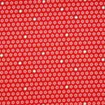 Anthology The Woodlands Small Floral Red Fabric