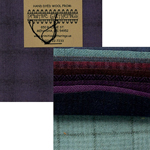 Primitive Gatherings Hand-Dyed Wool Purple Charm Pack