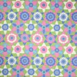 Free Spirit Sweet Lady Jane Daffy Down Dilly Periwinkle Fabric