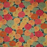 Kaffe Fassett Collective Joy Brown Fabric