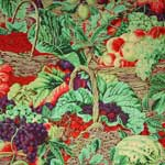 Kaffe Fassett Collective Market Basket Antique Fabric