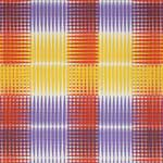Ty Pennington Impressions Plaid Purple Fabric