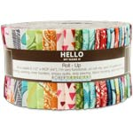 Robert Kaufman Valori Wells In the Bloom Jelly Roll Up