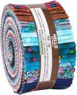 Robert Kaufman Happy Place Jelly Roll by Wishwell