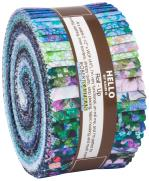 Robert Kaufman Topia Jelly Roll by Wishwell