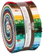 Robert Kaufman Hidden Canyon Jelly Roll by Wishwell
