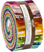 Robert Kaufman Warehouse District Jelly Roll by Wishwell