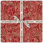 Maywood Studio Glad Tidings Metallic Layer Cake