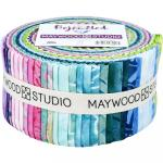 Maywood Studio Bejeweled Batiks Jelly Roll