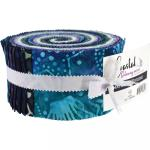 Maywood Studio Coastal Getaway Batiks Jelly Roll by Monique Jacobs