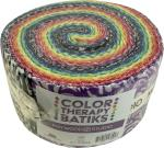 Maywood Studio Color Therapy Batiks Jelly Roll