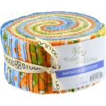 Maywood Studio Fresh as a Daisy Jelly Roll by Rachel Shelburne