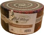 Maywood Studio Glad Tidings Metallic Jelly Roll