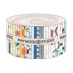Maywood Studio Vintage Boardwalk Jelly Roll by Kim Christopherson