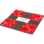 Robert Kaufman Artisan Batiks Color Source 7 Ten-Square Layer Cake by Lunn Studios